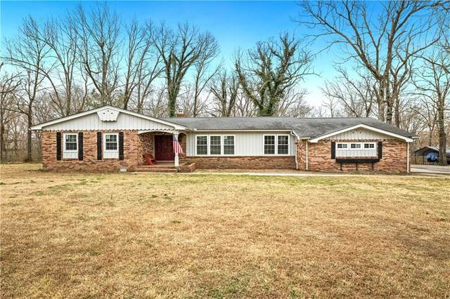 713 Blocker Street, Colcord, OK 74338 (MLS #1177275) :: NWA House Hunters | RE/MAX Real Estate Results