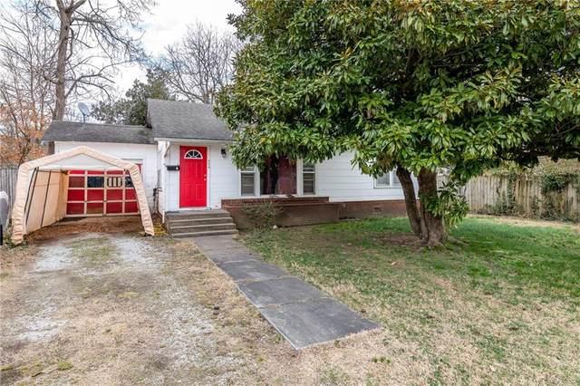404 NW C Street, Bentonville, AR 72712 (MLS #1177280) :: McNaughton Real Estate