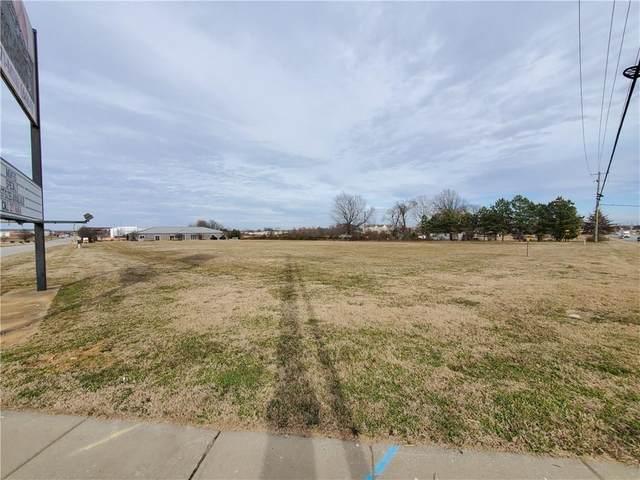 18 Acres SW Regional Airport Boulevard, Bentonville, AR 72712 (MLS #1177430) :: NWA House Hunters | RE/MAX Real Estate Results