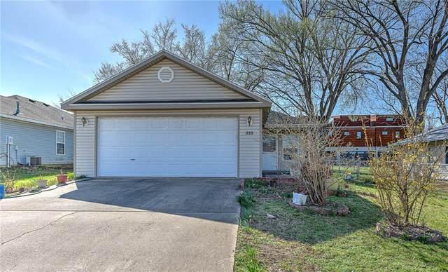 510 SE E Street, Bentonville, AR 72712 (MLS #1177616) :: McNaughton Real Estate