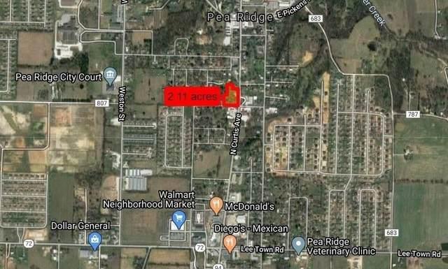 955 Curtis Avenue, Pea Ridge, AR 72751 (MLS #1177649) :: Elite Realty