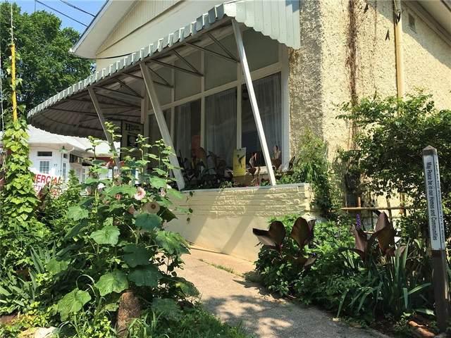 75 Mountain Street, Eureka Springs, AR 72632 (MLS #1177907) :: Five Doors Network Northwest Arkansas