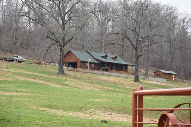 16175 N Cove Creek Wc 21 Road, Prairie Grove, AR 72753 (MLS #1177975) :: Five Doors Network Northwest Arkansas
