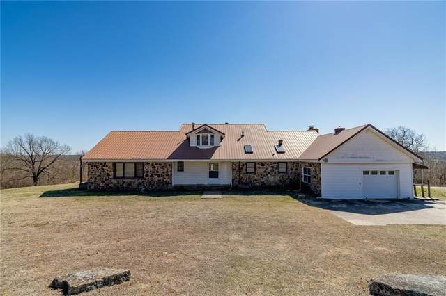 1304 Reed Valley Road, Fayetteville, AR 72704 (MLS #1177990) :: McNaughton Real Estate