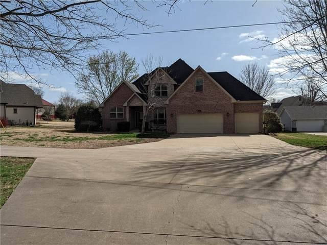 10662 S Sycamore Road, Lowell, AR 72745 (MLS #1178035) :: McNaughton Real Estate