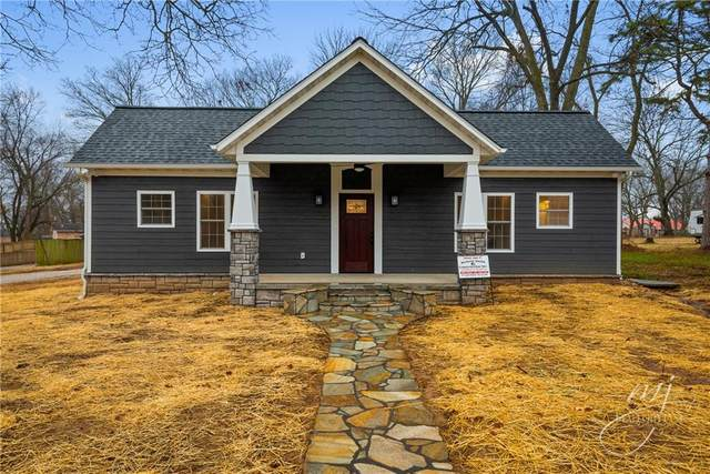 410 Springfield Street, Berryville, AR 72616 (MLS #1178269) :: NWA House Hunters | RE/MAX Real Estate Results