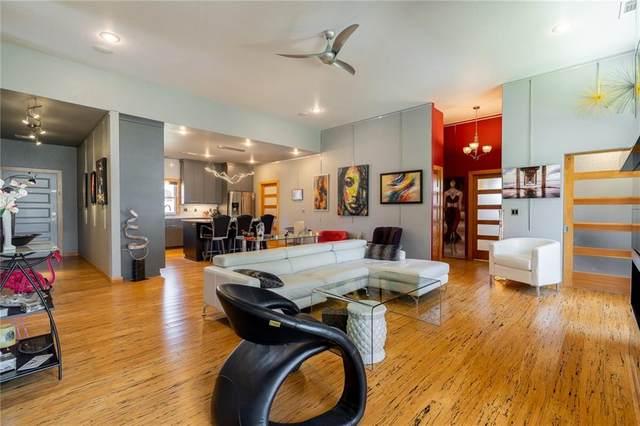 1306 Bella Vista Road, Bentonville, AR 72712 (MLS #1178456) :: McNaughton Real Estate