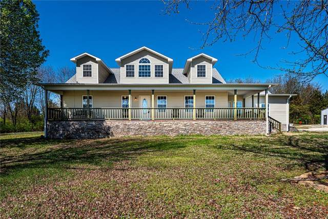 14075 Hummingbird Road, Fayetteville, AR 72701 (MLS #1178470) :: Five Doors Network Northwest Arkansas