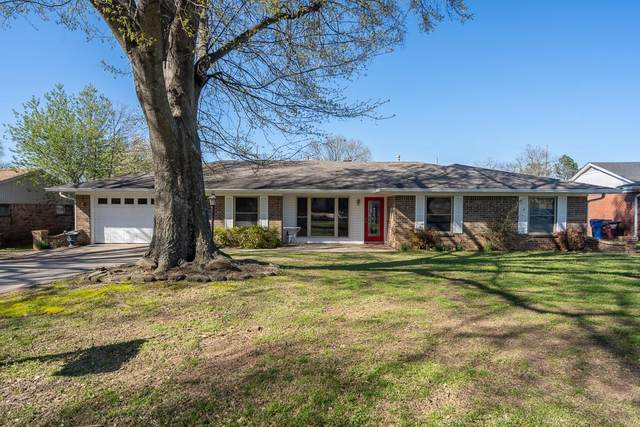 7109 S S Circle, Fort Smith, AR 72903 (MLS #1178508) :: Annette Gore Team | EXP Realty