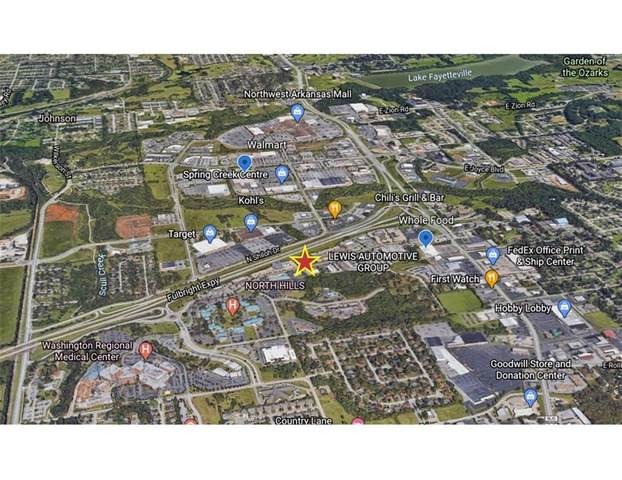 350 E Millsap Road, Fayetteville, AR 72703 (MLS #1178550) :: PMI Heritage Real Estate Group