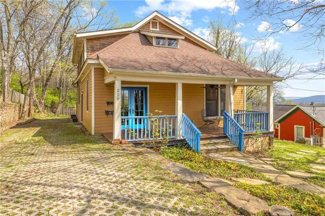 220 Church Avenue, Fayetteville, AR 72701 (MLS #1179856) :: Five Doors Network Northwest Arkansas