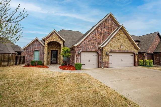 6504 Hearth Bay, Rogers, AR 72758 (MLS #1179925) :: McNaughton Real Estate