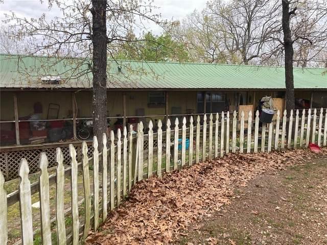 325 Valley Wood Road, Kansas, OK 74347 (MLS #1179992) :: NWA House Hunters | RE/MAX Real Estate Results
