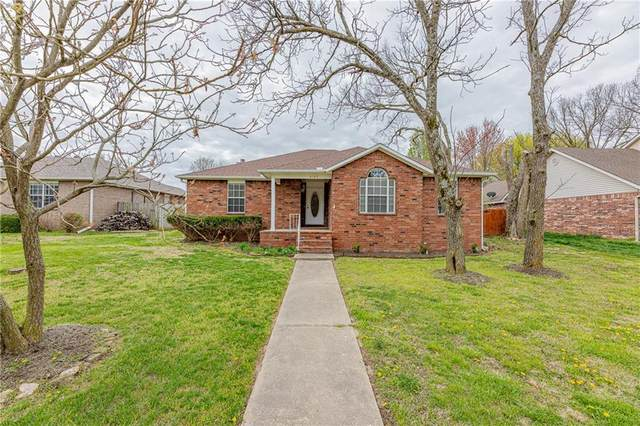 3105 NW 3RD Street, Bentonville, AR 72712 (MLS #1180025) :: NWA House Hunters | RE/MAX Real Estate Results