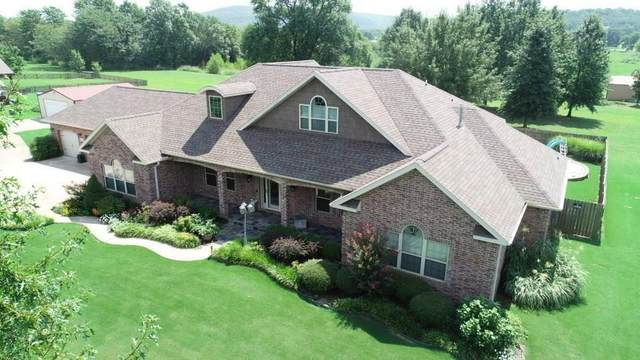 1601 Parks Street, Prairie Grove, AR 72753 (MLS #1180051) :: McMullen Realty Group