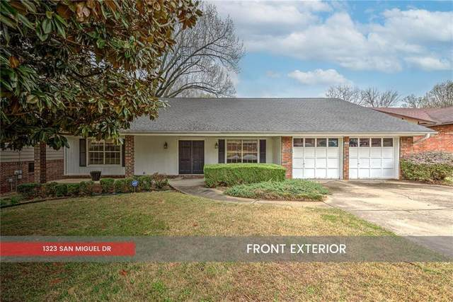 1323 San Miguel Drive, Springdale, AR 72762 (MLS #1180118) :: NWA House Hunters | RE/MAX Real Estate Results