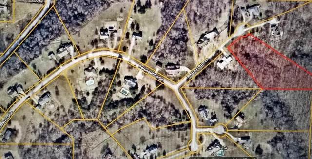 Rolling Hills Lane, Bentonville, AR 72712 (MLS #1180223) :: McNaughton Real Estate