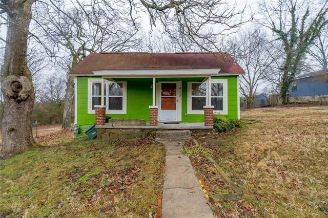 415 S Church Avenue, Fayetteville, AR 72701 (MLS #1180238) :: NWA House Hunters   RE/MAX Real Estate Results
