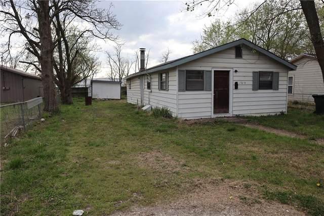 1308 N B Street, Rogers, AR 72756 (MLS #1180240) :: Five Doors Network Northwest Arkansas