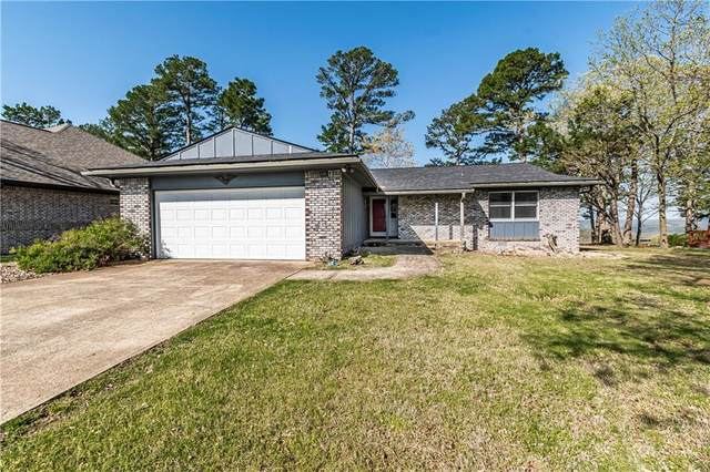 121 Holiday Island Drive, Holiday Island, AR 72631 (MLS #1180266) :: McNaughton Real Estate