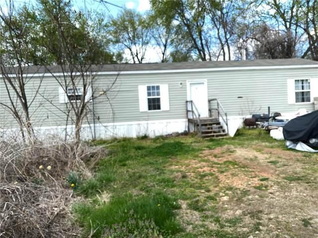 7556 & 7536 Cedar Drive, Colcord, OK 74338 (MLS #1180267) :: NWA House Hunters | RE/MAX Real Estate Results
