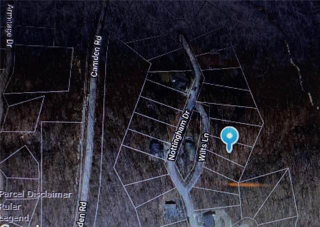 TBD Wilts Lane, Bella Vista, AR 72715 (MLS #1180295) :: NWA House Hunters | RE/MAX Real Estate Results
