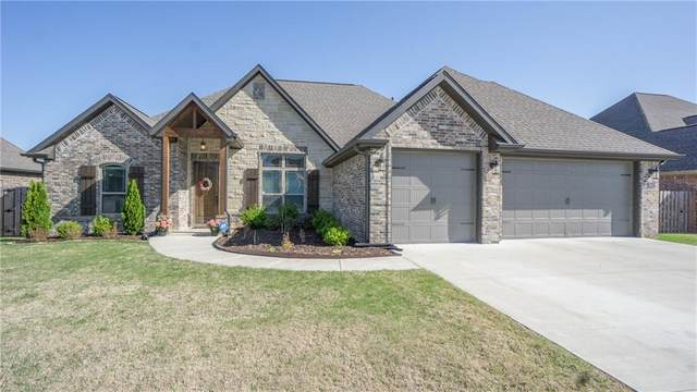 5603 W Lakewood Drive, Rogers, AR 72758 (MLS #1180312) :: Elite Realty