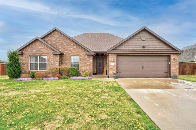 703 Blair Circle, Pea Ridge, AR 72751 (MLS #1180317) :: McNaughton Real Estate