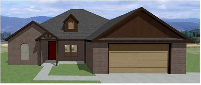 539 N Drewrys Bluff Drive, Fayetteville, AR 72704 (MLS #1180350) :: Elite Realty