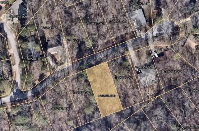 Lot 52 Grisham Drive, Bella Vista, AR 72715 (MLS #1180356) :: McNaughton Real Estate