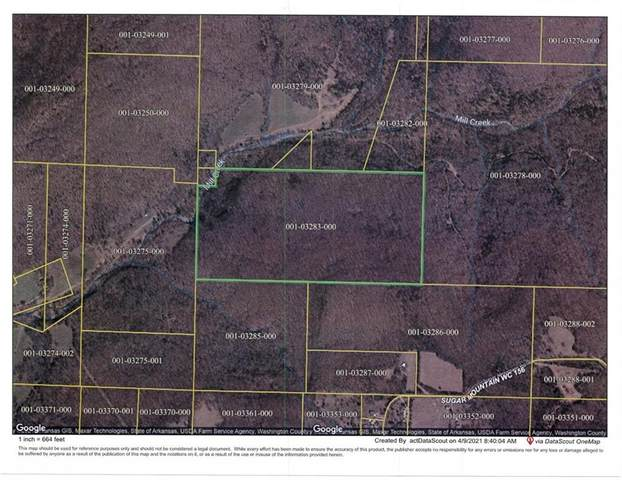 N/A, West Fork, AR 72774 (MLS #1180432) :: McNaughton Real Estate