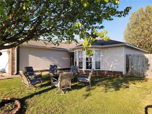 1519 Basin Street, Springdale, AR 72764 (MLS #1180439) :: McNaughton Real Estate