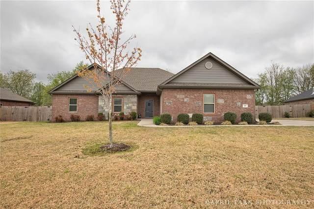 510 Grandview Drive, Prairie Grove, AR 72753 (MLS #1180500) :: McNaughton Real Estate