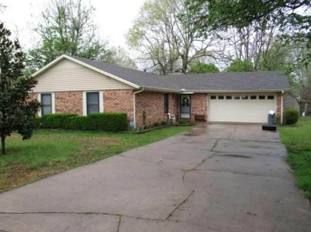 301 Wright Avenue, Springdale, AR 72764 (MLS #1180525) :: McNaughton Real Estate