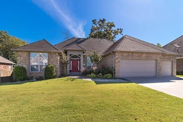1300 Buckingham Boulevard, Bentonville, AR 72712 (MLS #1180562) :: McMullen Realty Group
