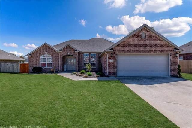 109 Hoss Street, Centerton, AR 72719 (MLS #1180568) :: McNaughton Real Estate