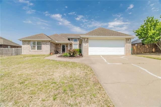 321 Coopers Farm Road, Centerton, AR 72719 (MLS #1180577) :: McNaughton Real Estate