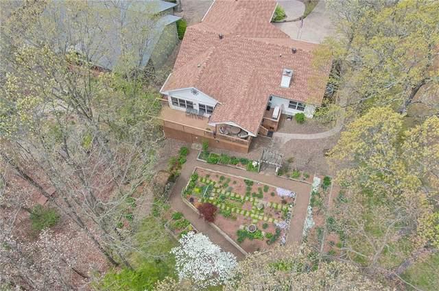 1 Melanie Drive, Bella Vista, AR 72714 (MLS #1180580) :: McNaughton Real Estate
