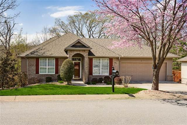 15 Glenbrook Lane, Bella Vista, AR 72715 (MLS #1180604) :: McNaughton Real Estate