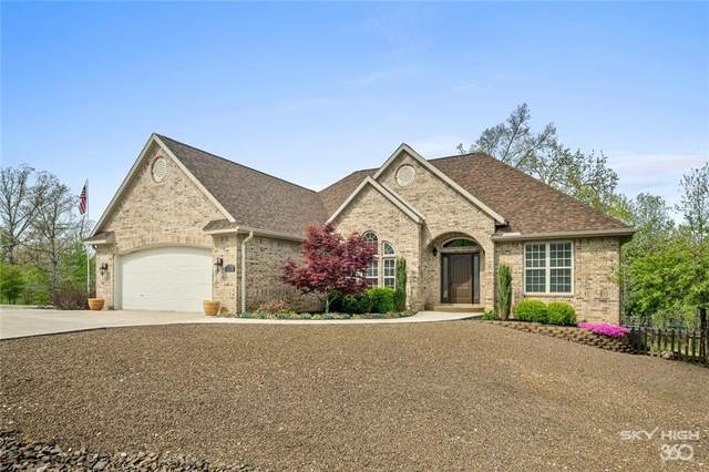 20 Harrington Drive, Bella Vista, AR 72714 (MLS #1180618) :: Five Doors Network Northwest Arkansas