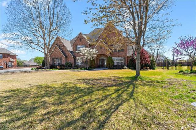 2378 Willow Bend Circle, Springdale, AR 72762 (MLS #1180663) :: McNaughton Real Estate
