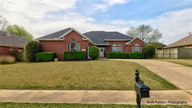 645 Buckhead Avenue, Springdale, AR 72764 (MLS #1180684) :: McNaughton Real Estate