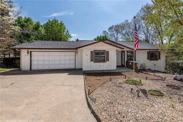 38 Dalton Drive, Bella Vista, AR 72714 (MLS #1180690) :: McNaughton Real Estate