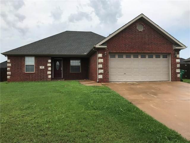 570 Tamarron Drive, Centerton, AR 72719 (MLS #1180714) :: McNaughton Real Estate