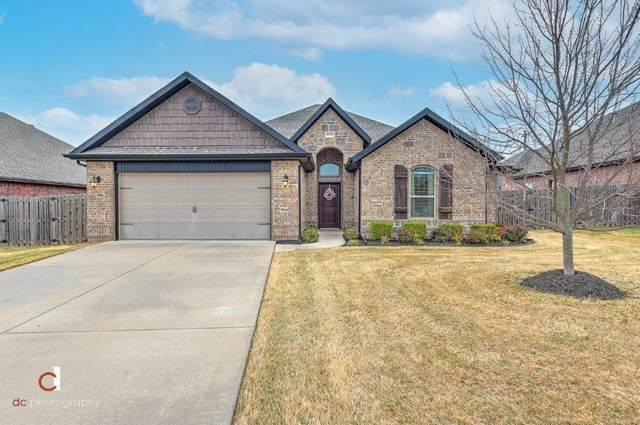 5703 W Murfield Drive, Rogers, AR 72758 (MLS #1180721) :: Elite Realty