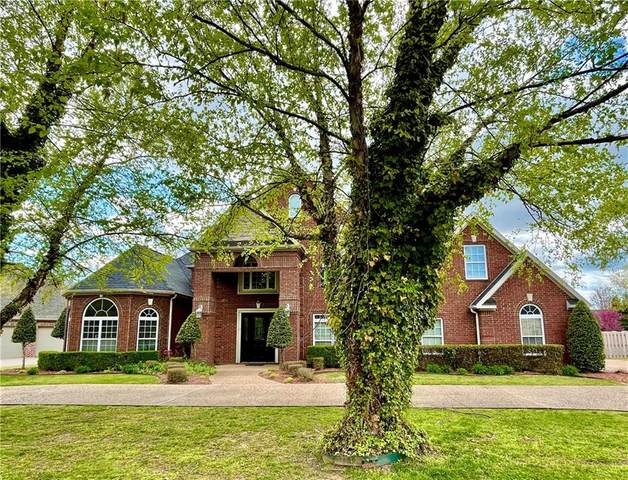 4 Sherwood Drive, Rogers, AR 72758 (MLS #1180723) :: McMullen Realty Group