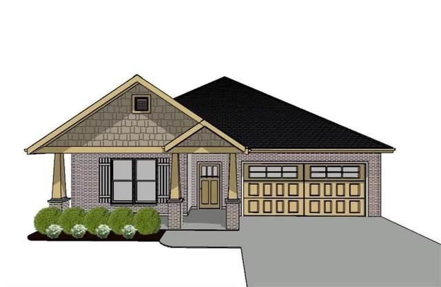 1061 W Ashmore Landing Loop, Centerton, AR 72719 (MLS #1180768) :: Elite Realty