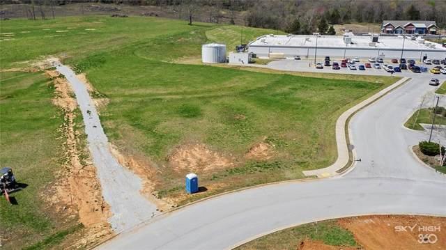 Lot 5B Curtis Hutchins Way, Huntsville, AR 72740 (MLS #1180781) :: Five Doors Network Northwest Arkansas