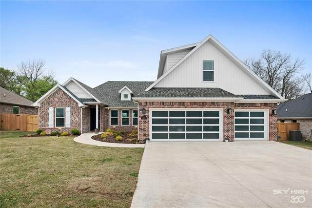 2400 N Carl Street, Siloam Springs, AR 72761 (MLS #1180805) :: Five Doors Network Northwest Arkansas