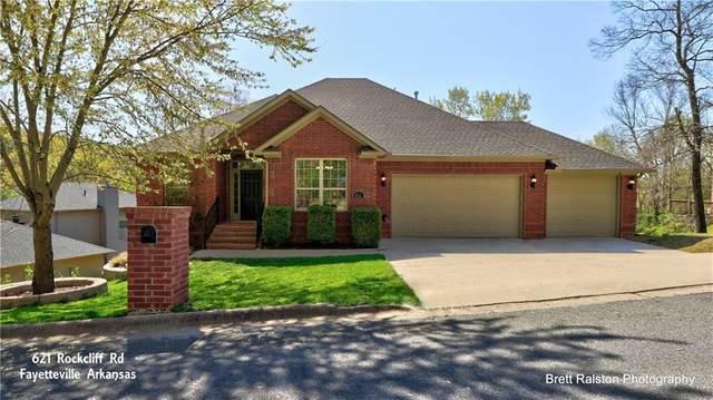 621 N Rockcliff Road, Fayetteville, AR 72701 (MLS #1180852) :: Five Doors Network Northwest Arkansas